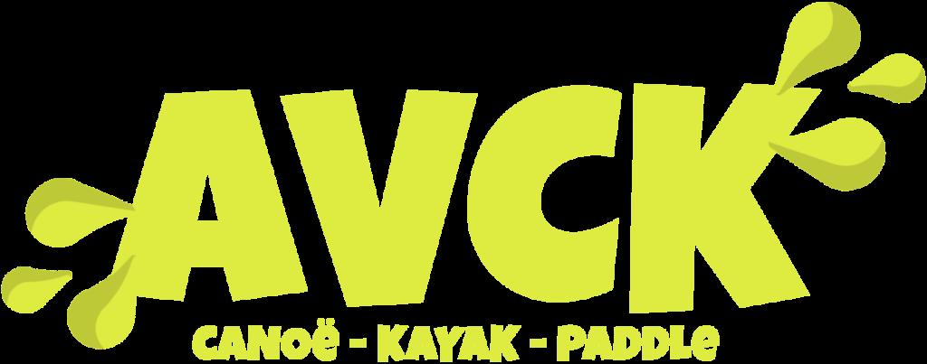 avck base de canoë kayak vézère dordogne logo vert