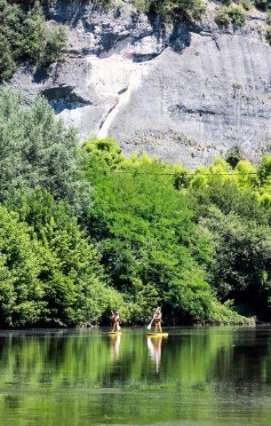 avck stand-up paddle vézère dordogne